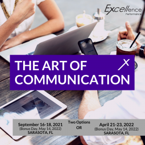 Photo of Art of Communication 2021-2022 Events