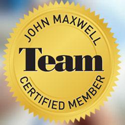 John Maxwell Team Certified Member Logo