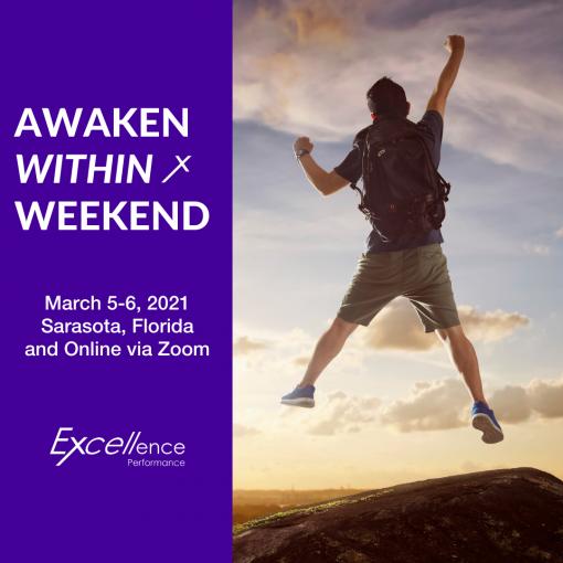 Awaken Within Weekend March 5-6, 2021