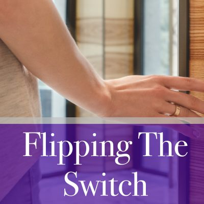 Front of Flipping The Switch Business Card
