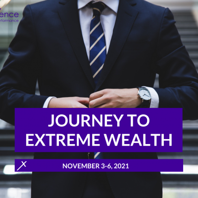 Journey to Extreme Wealth Nov 2021